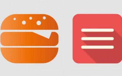 Personaliza el Icono del Menu del Navegación para Dispositivos Moviles en Divi