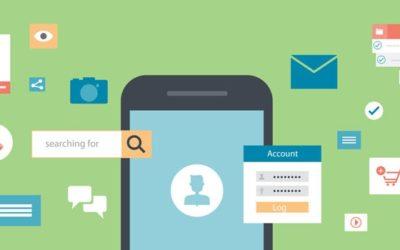Quitar Texto Seleccionar Página en Dispositivos Móviles